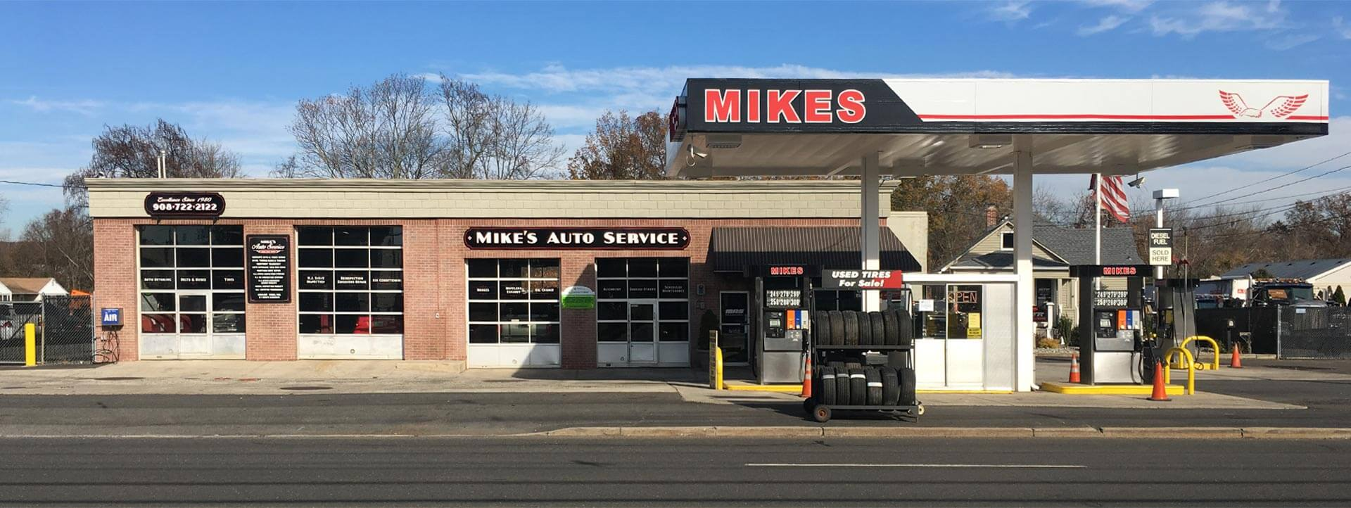 At Mike's Auto Service, our goal is to provide quality repairs and excellent customer service at an affordable price. Our ASE certified technicians are highly trained and experienced with all makes and models. And for additional peace of mind, all repairs are covered by a 3 year/100,000 mile warranty.